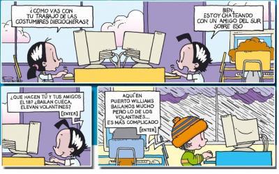 El aprendizaje de idiomas mediante las TIC